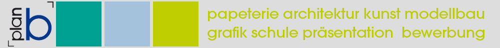logo plan b oldenburg